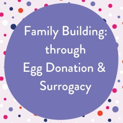 Family Building Through Egg Donation and_or Surrogacy