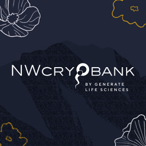 Sperm Vial Giveaway @ NW Cryobank
