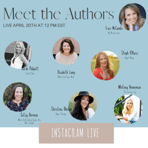 Book-A-Day Giveaway (Meet the Authors) @ Instagram Live