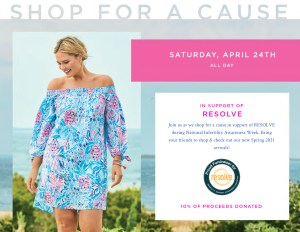 Lilly Pulitzer Fundraiser @ Lilly Pulitzer | McLean | Virginia | United States