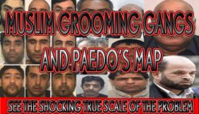 ISLAMIC RAPE GANGS ALLOWED TO SPREAD