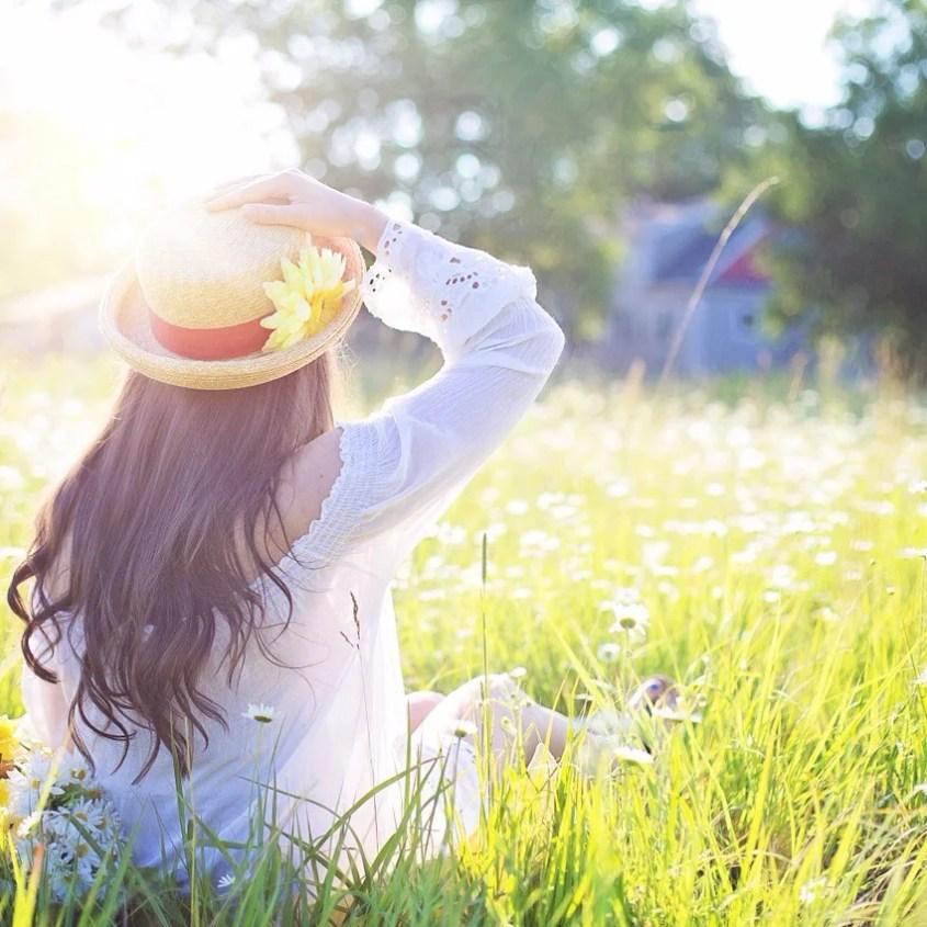 Gebet Natur Stille Infindung