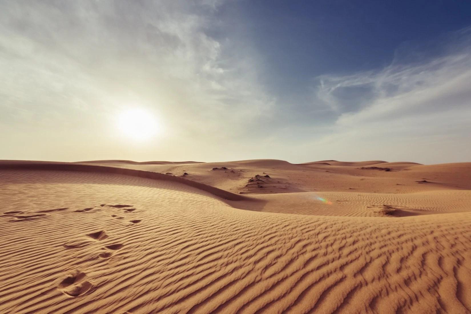 Dinge in den Sand schreiben, anstatt in Stein zu meißeln