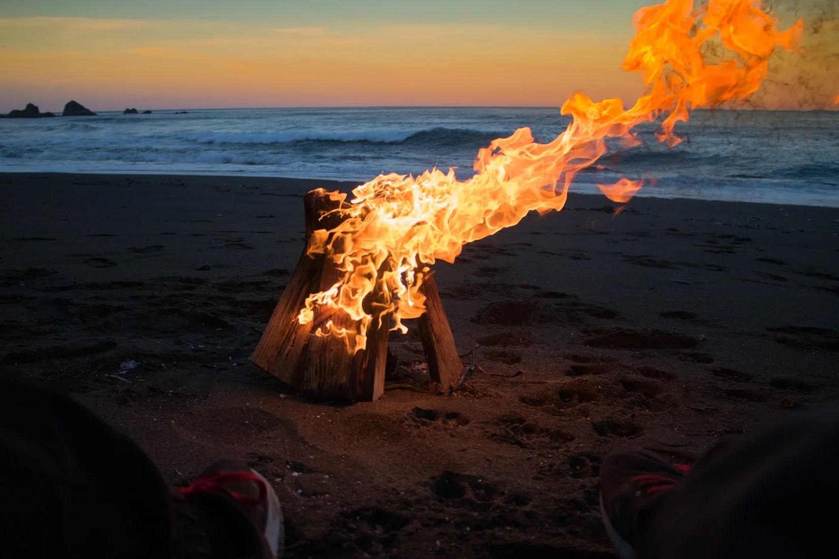 Die Nacht des ewigen Feuers – Ritual zum Sommerende