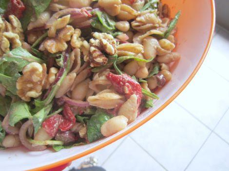 Take it to a BBQ...Pasta Salad vegetarian vegan recipe pasta food BBQ