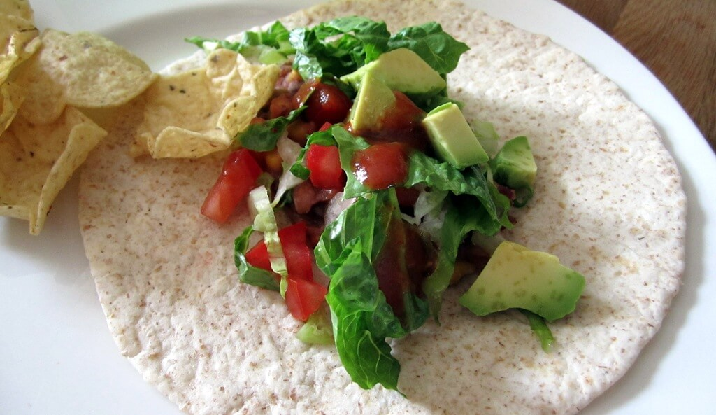 Weeknight food: Slow-cooker burritos