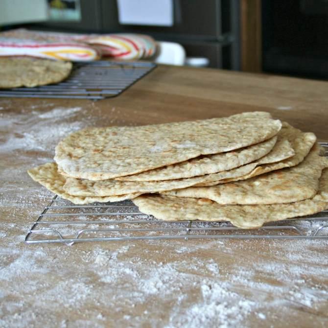 Vegan Skillet flatbreads vegan flatbread easy bread