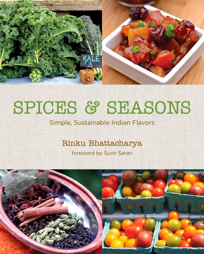 Blog Cookoff!  Spices and Seasons Cookbook Giveaway! vegetarian vegan giveaway cookbook