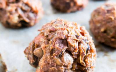 Vegetarian Lentil Meatballs