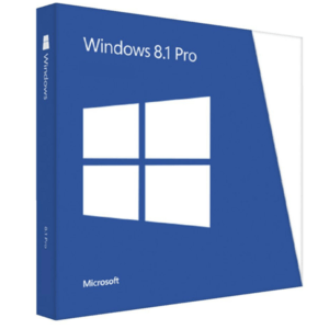 Windows 8.1 Professional Licencia OEM Para 1PC MFR # FQC-06988