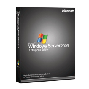 Windows Server 2003 Enterprise - MFR # MCS-3064 Licencia Retail 1 Pc