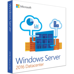 Windows Server 2016 Datacenter - P71-08729  Licencia RETAIL 1 Pc