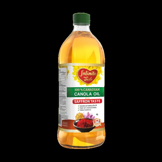 saffron-canola-oil
