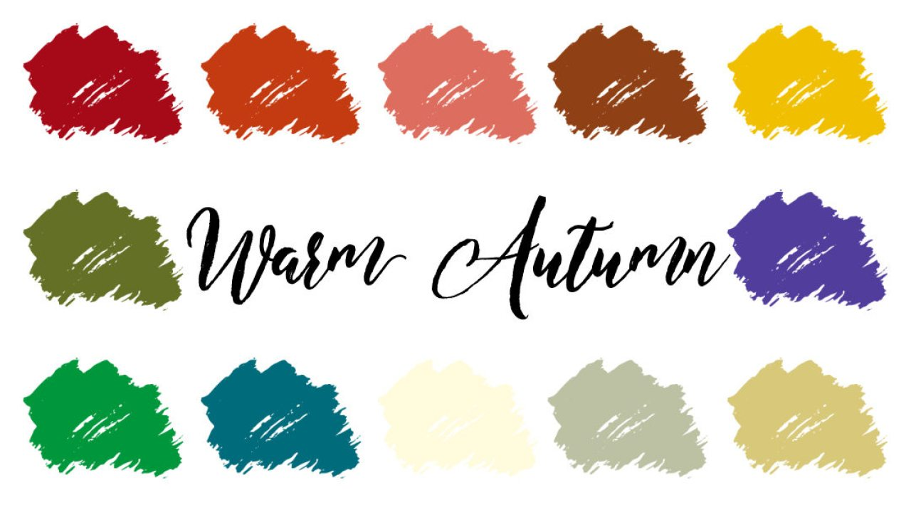 warm autumn palette true autumn warm deep infinitcloset warm autumn palette true autumn warm