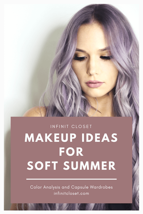 Soft Summer Makeup  InfinitCloset