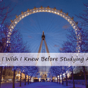Things I Wish I Knew Before Studying Abroad