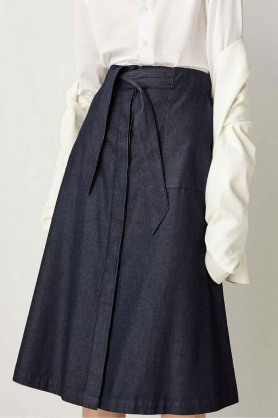 Style Theory_massimo-dutti-denim-skirt-with-bow-detail-3
