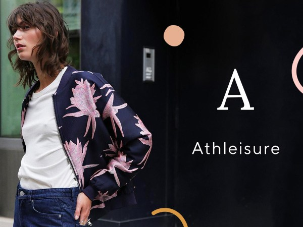 You don't have to be sporty to wear athleisure