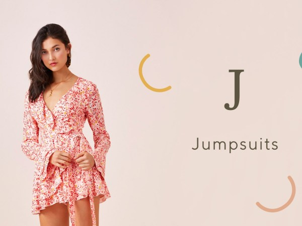 Find Jumpsuits For Non-Hourglass Figures