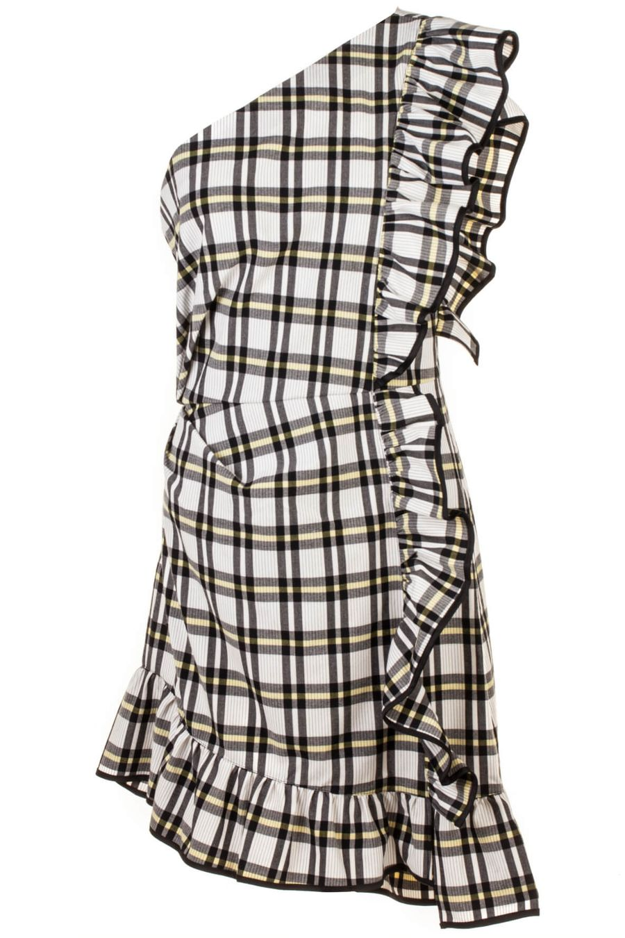 isabelle-one-shoulder-checkered-dress-1