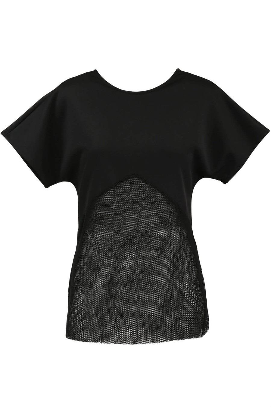 maepang-short-sleeve-straight-cut-hexagon-tee-black-1