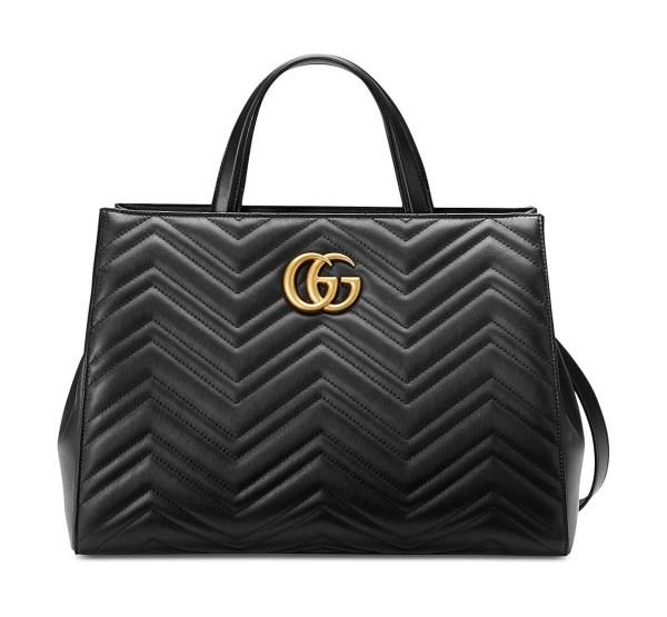 GG Marmont Matelasse Medium Bag