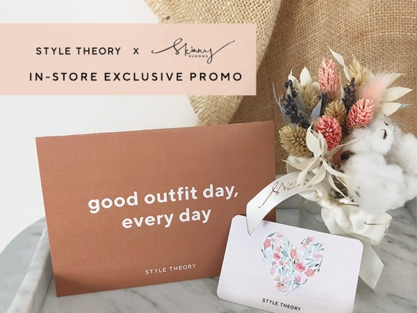 Giftcard In-Store Exclusive Promo
