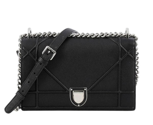 Style Theory Designer Bag_Dior_Diorama Calfskin