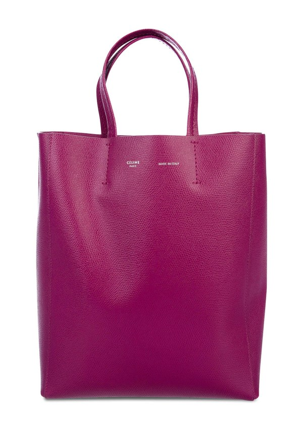 Style Theory Designer Bags_Celine Small Vertical Cabas