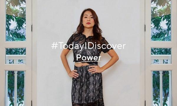 #TodayIDiscover – Power