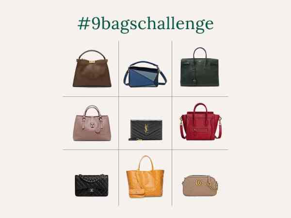 How to Join the #9bagschallenge