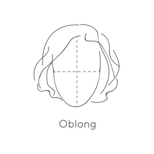 Oblong (dotted lines) 2