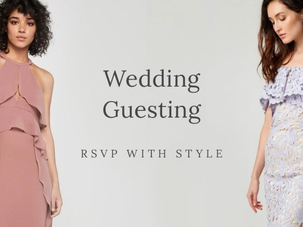 RSVP in Style: Our Wedding Guest Guide To Dressing For Every Wedding Venue