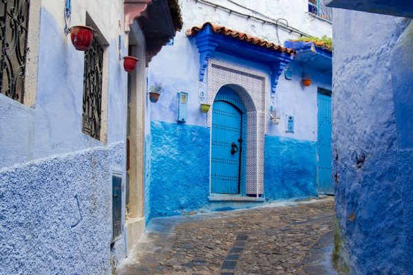 Chefchaouen Blue City – Morocco