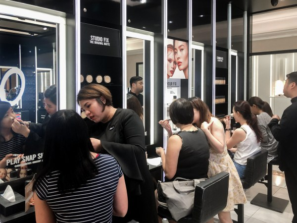 Community Event: MAC Cosmetics