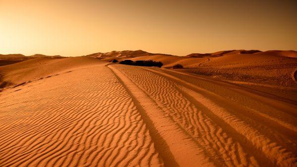 Sahara Desert – Morocco