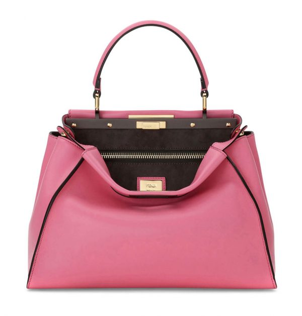 designer spotlight fendi-regular-peekaboo-pink-1