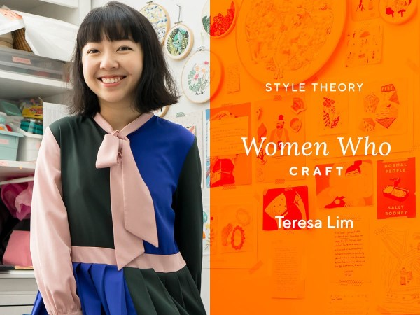 Women Who Craft: Teresa Lim