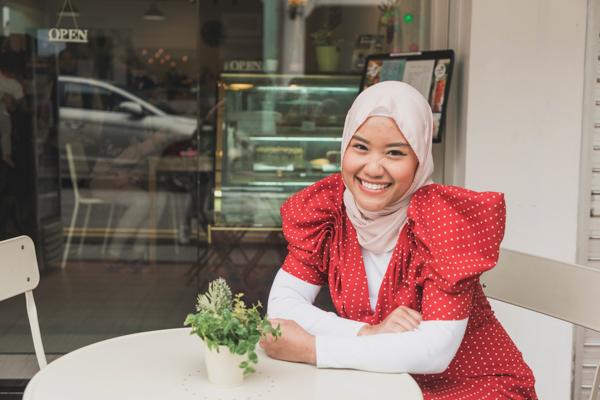Syaira Suhimi Fluff Bakery