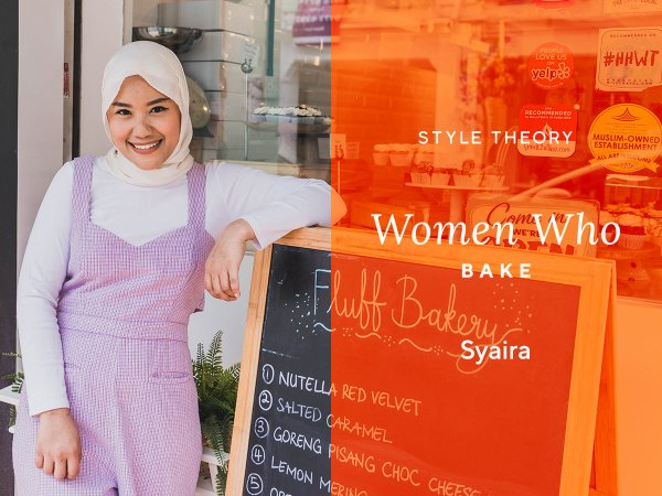 Women Who Bake: Syaira