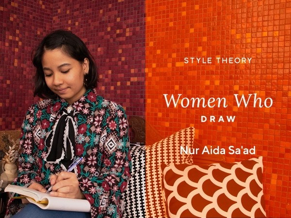 Women Who Draw: Aida