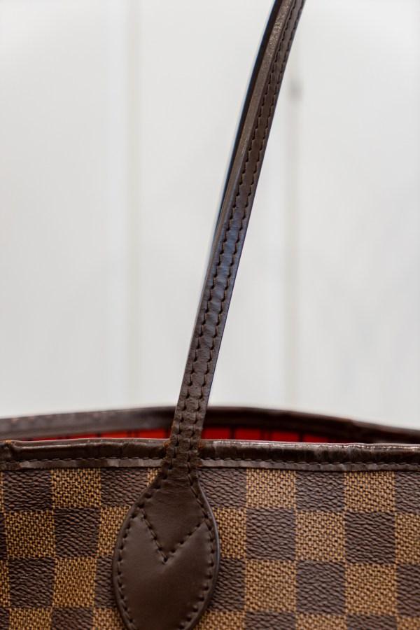 Louis Vuitton Neverfull PM Handle