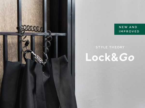 New and Improved: Lock & Go