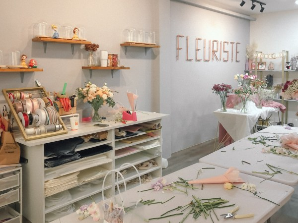 Community Event: Fleuriste Floral Cone Workshop