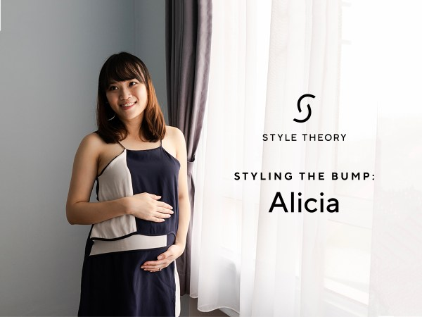 Styling The Bump: Alicia