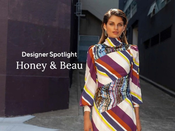 Designer Spotlight: Perfect your desk-to-dinner looks with Honey & Beau's eclectic collection