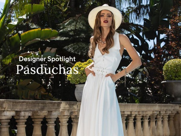 Designer Spotlight: Ace French-chic with Pasduchas' blend of French and Australian flair