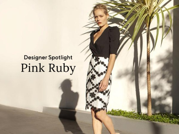 Designer Spotlight: Say goodbye to boring workwear thanks to Australian label Pink Ruby