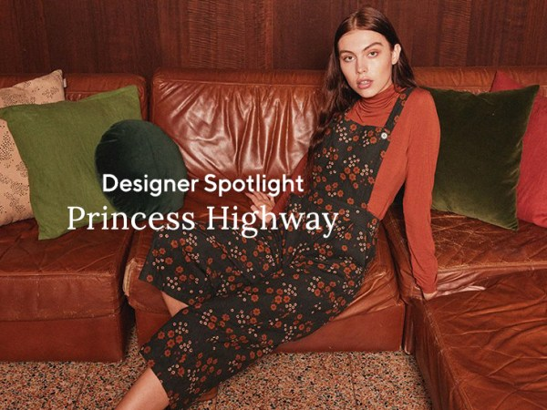 Designer Spotlight: Let your quirkiness shine with Princess Highway's novelty prints