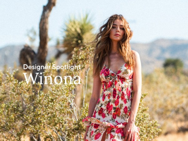Designer Spotlight: Winona hits the perfect balance between strength and femininity